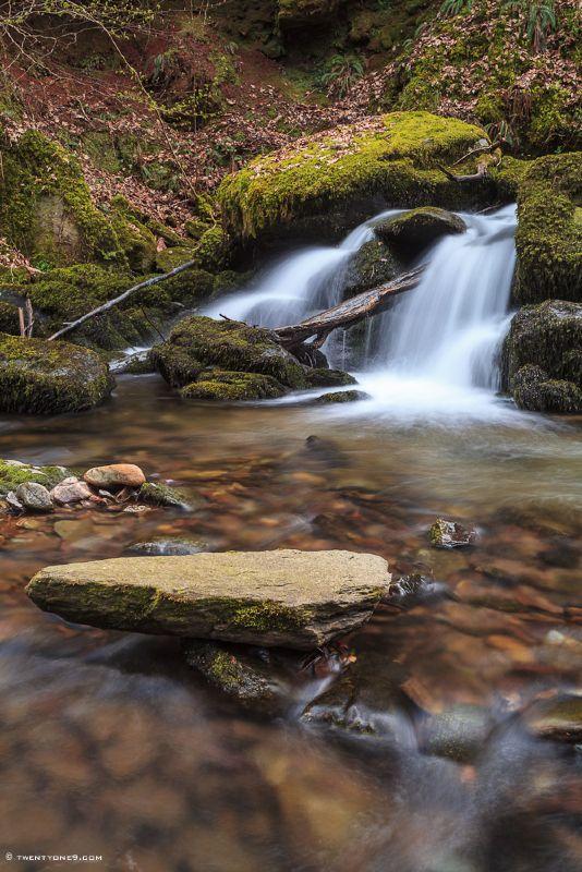 Exmoor Falls