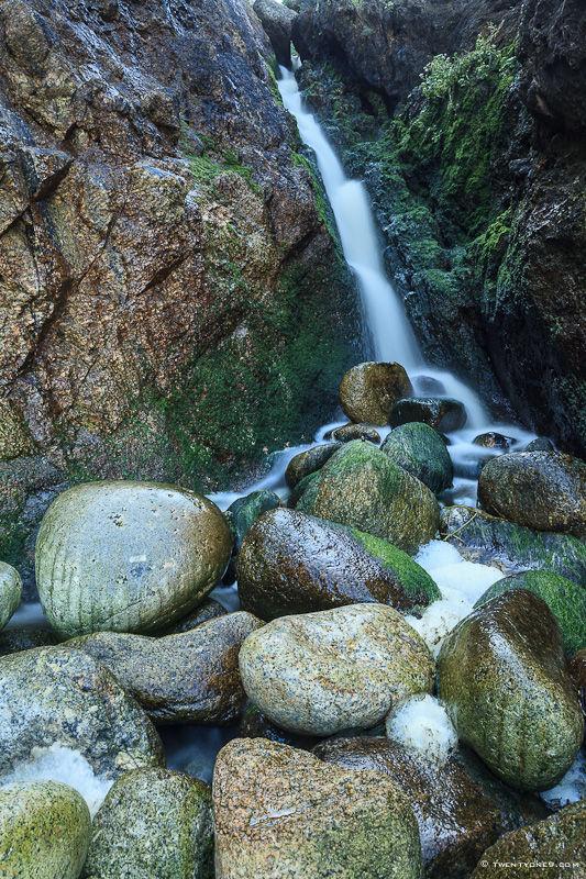 Mill Bay Falls