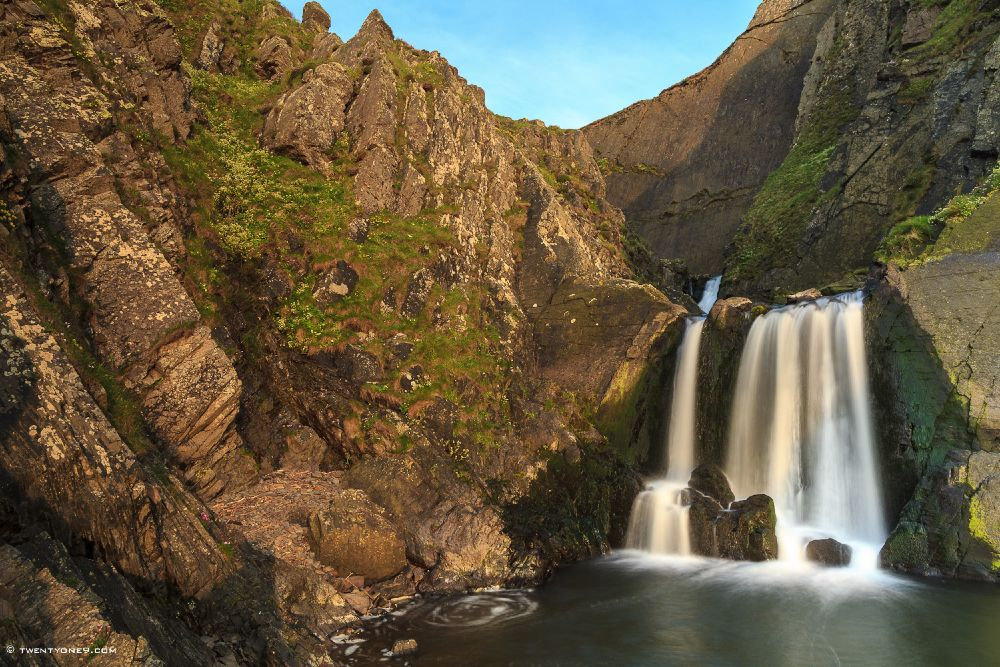 Speke's Mill Falls