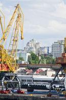 Seaport in Odessa
