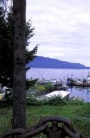 Boats at Puget Sound