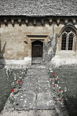 May in the Cotswolds