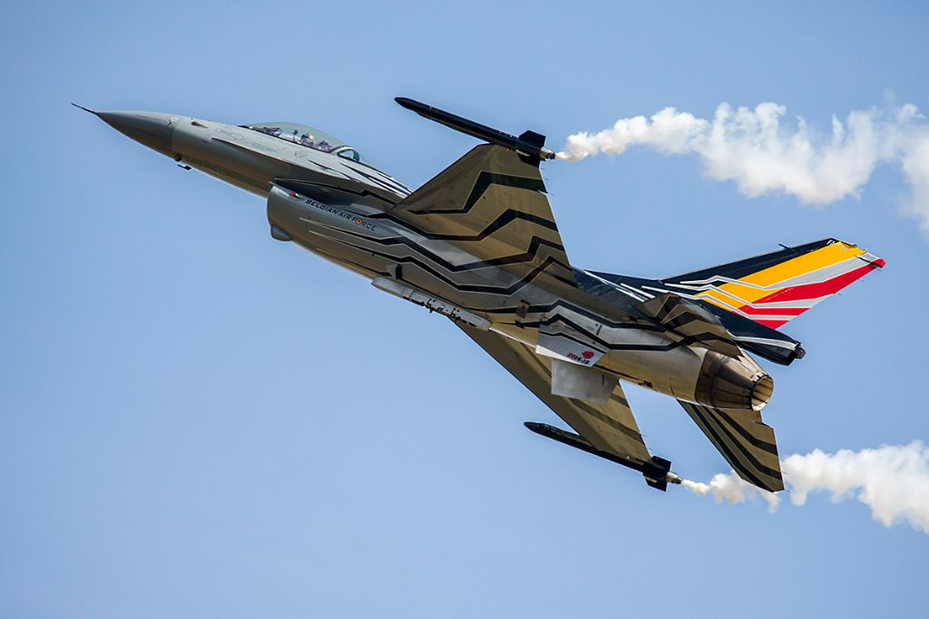 Belgian F-16 Fighting Falcon