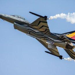 Belgian F-16 Fighting Falcon