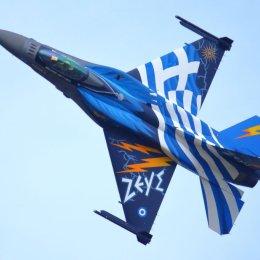 Greek F-16 Fighting Falcon