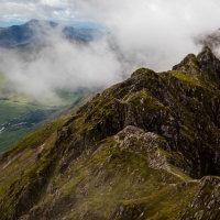 Aonach Eagach Mists