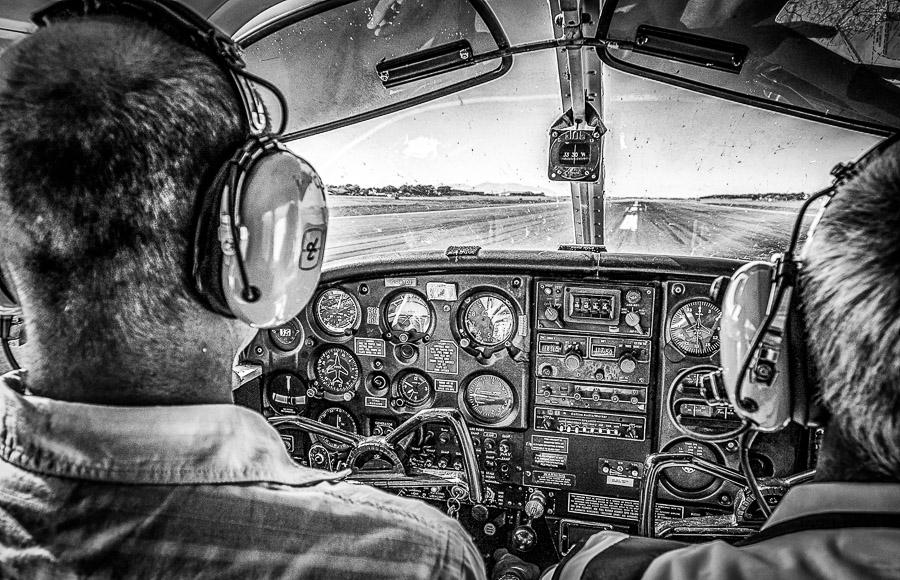 Prepare to Takeoff