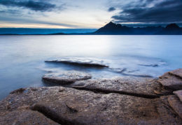 Elgol...goodnight Coolins