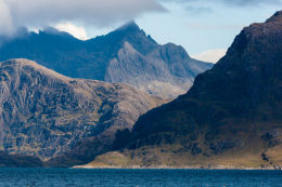 Sgùrr nan Gillean (3162 feet) and the Basteir Tooth