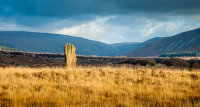 Machrie Moor Standing Stone
