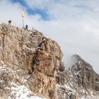 Zugspitze      2950m (9678ft)