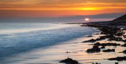 Baleshare Sunset
