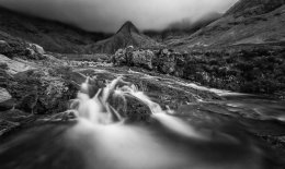 Mystical Cuillin Mountains