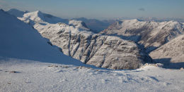 Glen Coe...from the Buchal