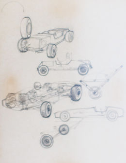 Sketches by A. Robertson