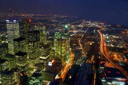 Toronto nightscene