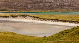 Gateway to Paradise...the beautiful Seilebost beach