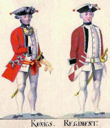 Hessen 1767 Denmark