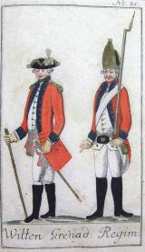 Raspe Poland 1781 Grenadier