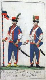Raspe Poland 1781 Uhlan 1