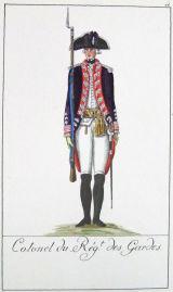 Stagnon Sardinia 1789