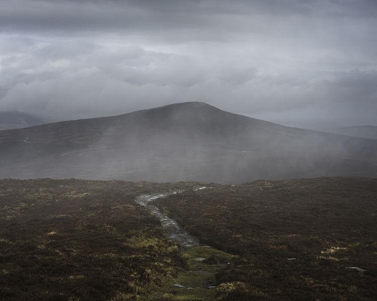 Cronk ny Arrey Laa, Isle of Man (SC 22491 74670) looking ENE.