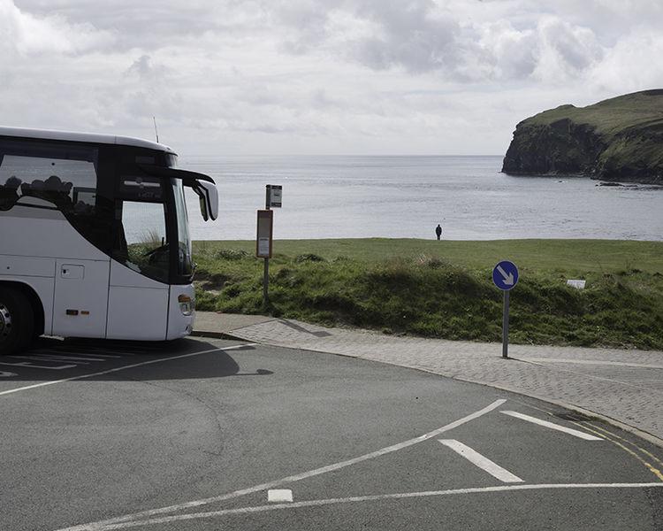 Calf Sound, Isle of Man (SC 17281 66647) looking SSW.