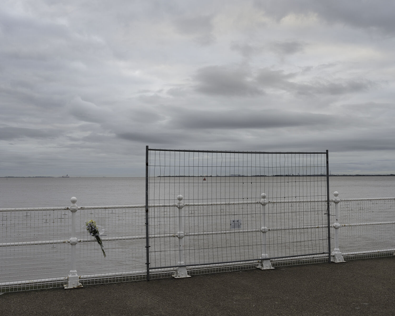 Victoria Pier, Kingston upon Hull (TA 10003 28074) looking SE.
