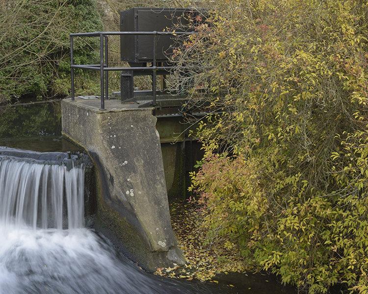 River Gade, Croxley