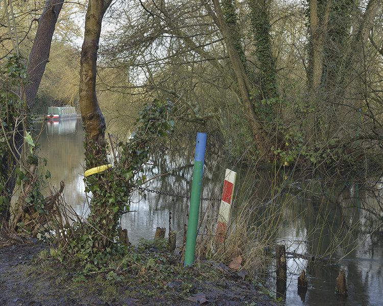 River Gade, Cassiobury, Watford