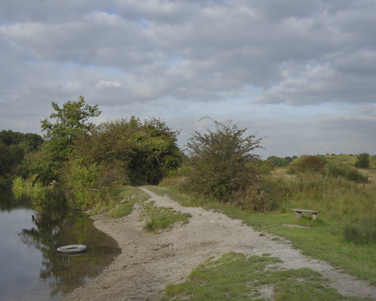 River Gade, Croxley Moor