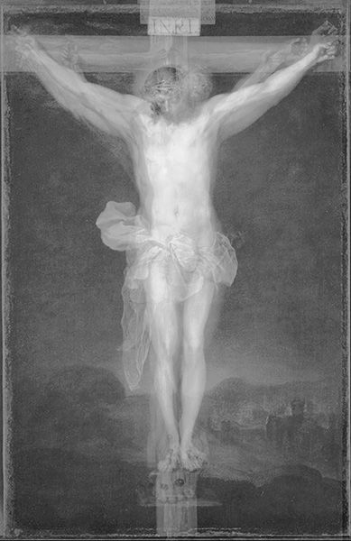 Christ on the Cross (Spanish)