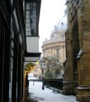 Order No 009: St Mary's Passage, High Street, Oxford