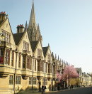 Order No 113 Brasenose College from the High St, Oxford