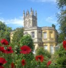 Order No 129: Magdalen College tower from the Botanical Gardens, Oxford
