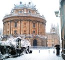 Order No X088: Season's Greetings! The Radcliffe Camera and Bodleian Library, Radcliffe Square, Oxford