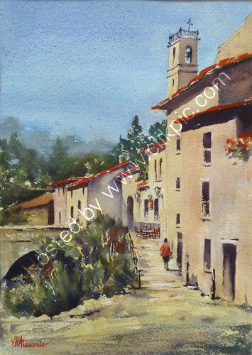 Bridge at Verucola