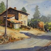 Farmhouse at Essenac