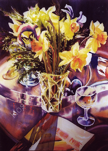 Glass Table, Contre Jour