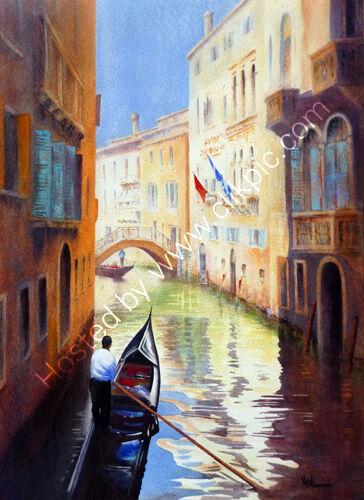 Into the Light, Venice