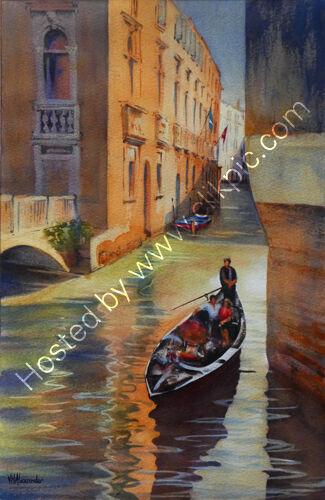 Into the Shadows, Venice