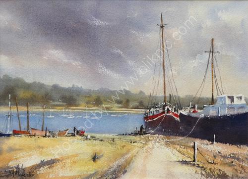 Pinmill, Suffolk