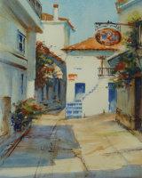 The Blue Door, Skiathos