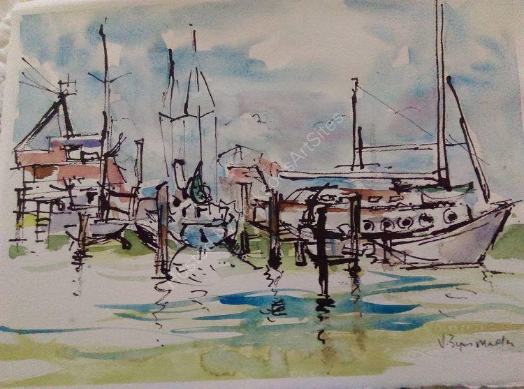 Boatyard in Anne Arundel County (Sold)