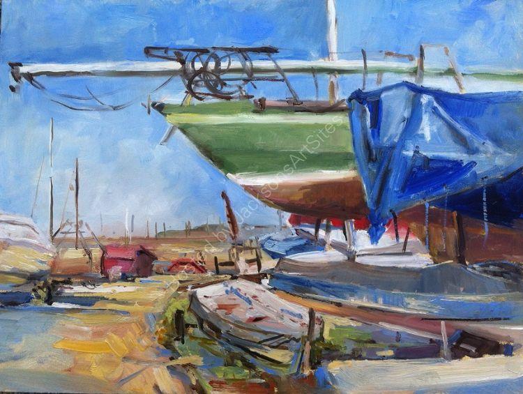 Coal Harbour Public Boatyard