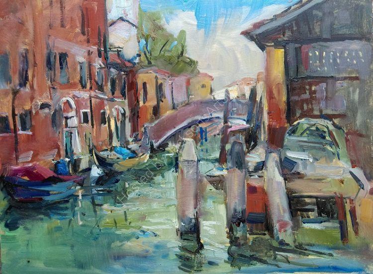 Squero di San Trovaso, Venice