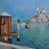 From Salute to San Giorgio Maggiore, Venice