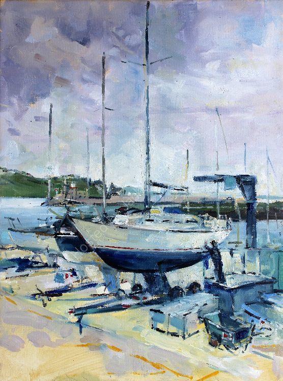 Racing Stripes, Howth Yacht Club
