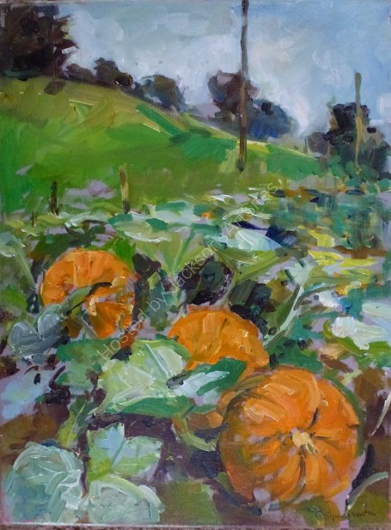 Pumpkin Farm, County Meath