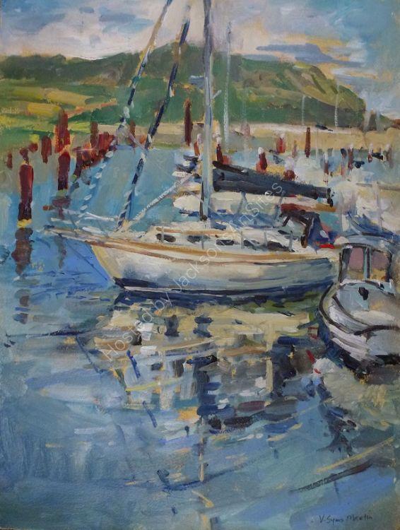 Greystones Yacht Club, County Wicklow
